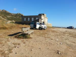 Cabo Sillero Galicia