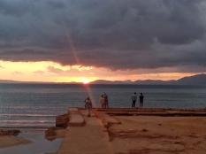 Playa de Palma Mallorca atardeceres