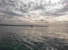 Velero en la Playa de Palmaaa
