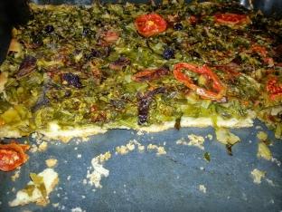 Coca de verduras con niscalos o robellons.JPG2