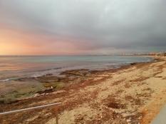 Playa de Palma en invierno