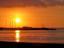 Playa de Palma vista del puerto