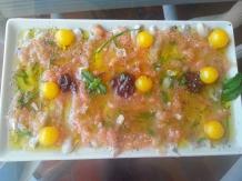 Sardina marinadas