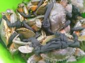 cangrejos de grantamaño