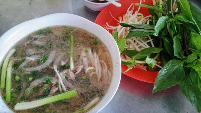 Vietnam:unas fotos de su cocina de mi viaje en diciembre del 2016